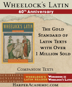 Image of Wheelock's Latin 6th Edition Revised